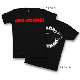 Camiseta 'No Jodas'