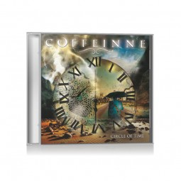 COFFEINNE – CD 'Circle Of Time'