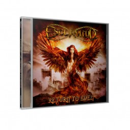 ESCLAVITUD – CD 'Return To Eden'