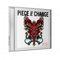 PIECE OF CHANGE – CD 'Beast on Fire'