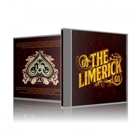 THE LIMERICK – CD 'Go The Limerick Go'
