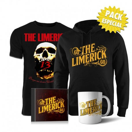 THE LIMERICK – Pack Especial 'Go The Limercik Go'