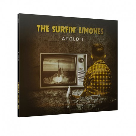 THE SURFIN LIMONES - CD 'Apolo I'